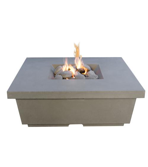 American Fyre Designs - Contempo Square Fire table