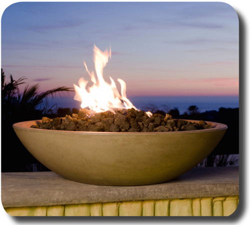 "AFD - 40"" Marseille Fire Bowl"