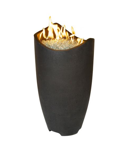 American Fyre Designs - Wave Urn without Access Door