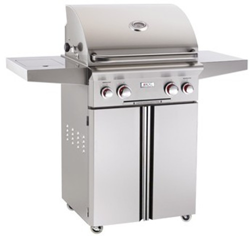 "AOG - 24"" Portable Gas Grill (Optional Rotisserie System)"
