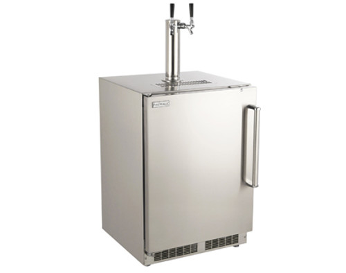 Outdoor Rated Kegerator by Fire Magic