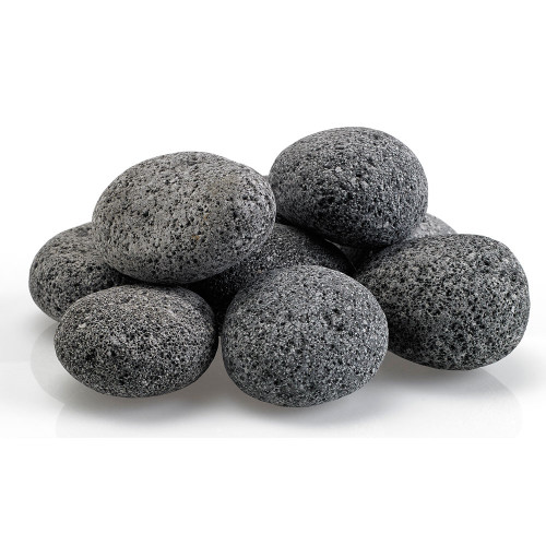 Large Tumbled Lava Stones