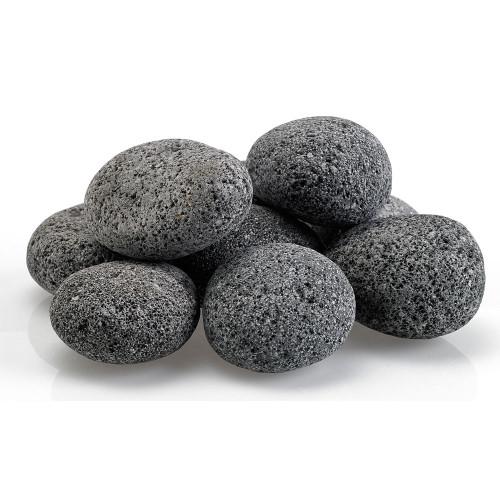 Large Tumbled Lava Stones