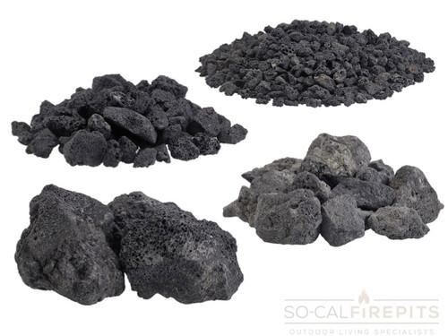 Lava Rock - Multiple Size Options