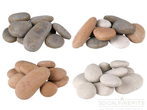 River Rock Fyre Stones - Multipule Color Options