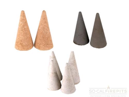Real Fyre - Cones Geometric Stones