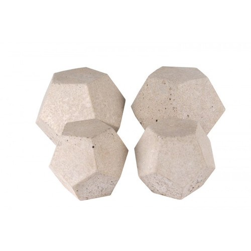 Real Fyre - Domes Geometric Stones