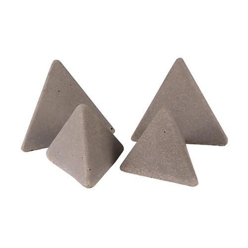 Real Fyre - Tetra Geometric Stones
