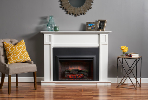 Order the white Heritage cabinet separately (not included)