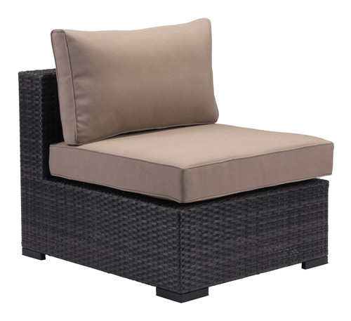Bocagrande Middle Chair Brown