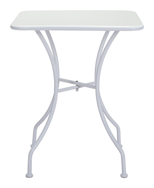 Oz Dining Square Table White
