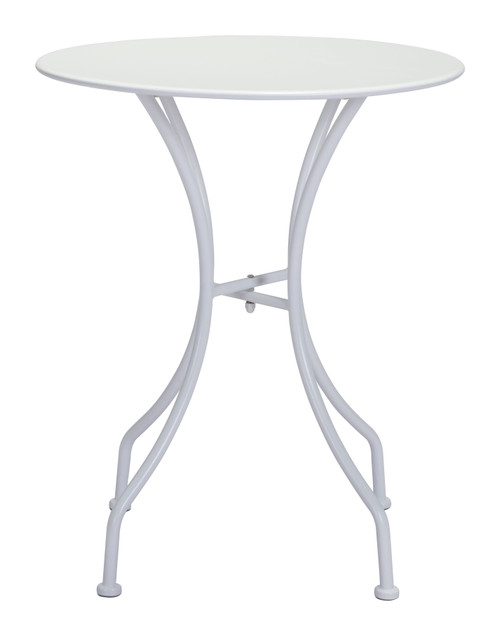 Oz Dining Round Table White