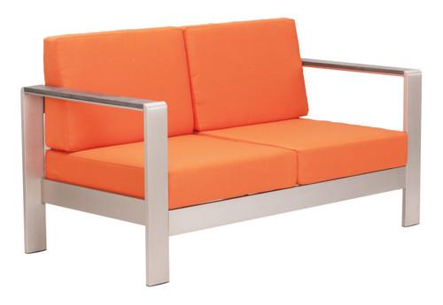 Cosmopolitan Sofa Cushion Orange