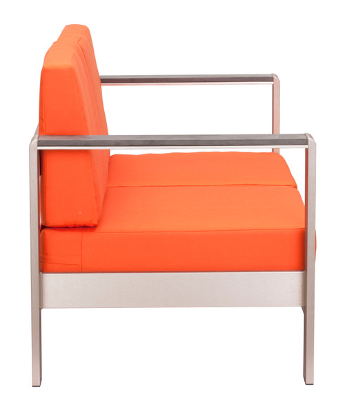 Cosmopolitan Sofa Cushion Orange