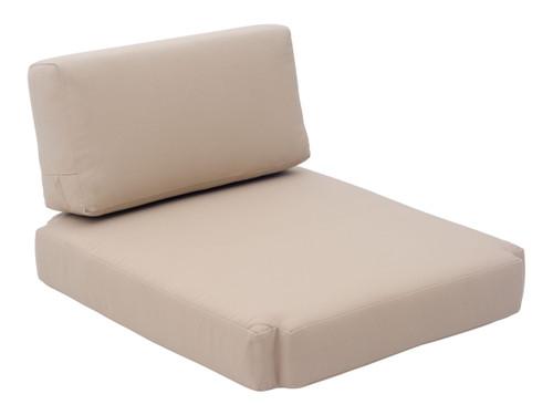 Bilander Arm Chair Cushion Beige