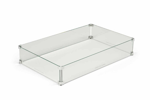 HPC Rectangle Glass Guard Fencing