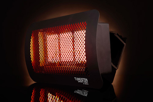 Bromic Tungsten Gas Heater - 300 Model
