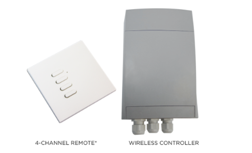 On/Off Wireless Controller