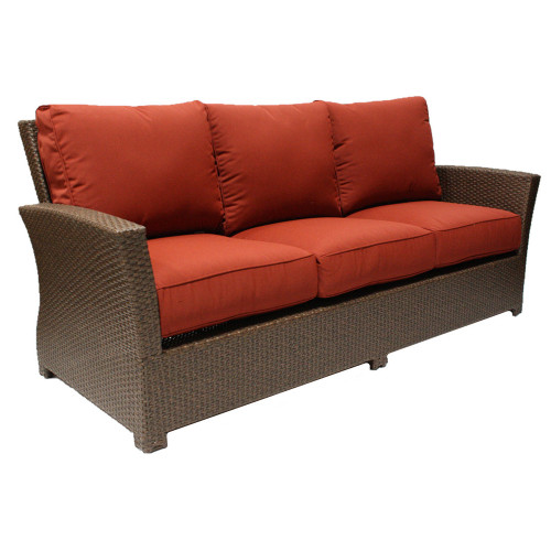 Evans Lane - Sanibel 5 Piece Outdoor Deep Seating Set