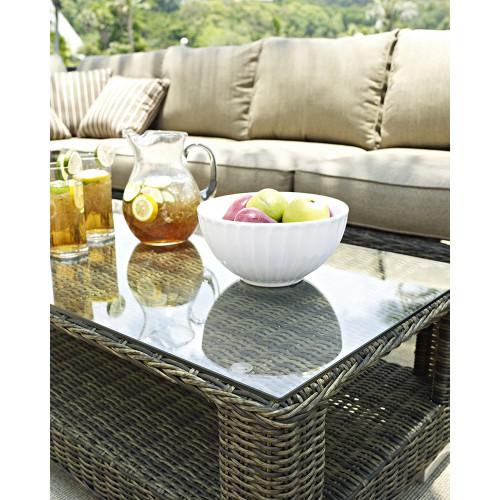 Evans Lane - Palmetto Cocktail Table