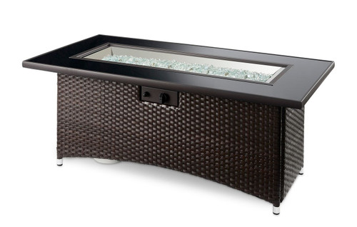 Outdoor Greatroom Montego Firepit Fire