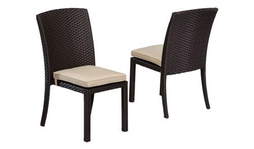Sunset West - Solana Armless Dining Chair