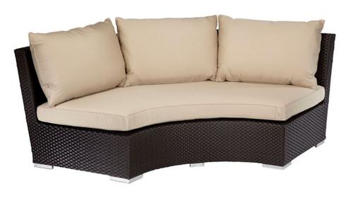 Sunset West - Solana 1/4 Round Sofa
