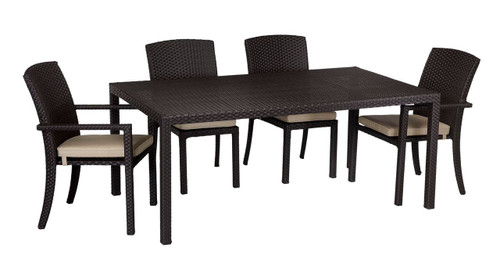 Sunset West - Solana Rectangle Dining Table