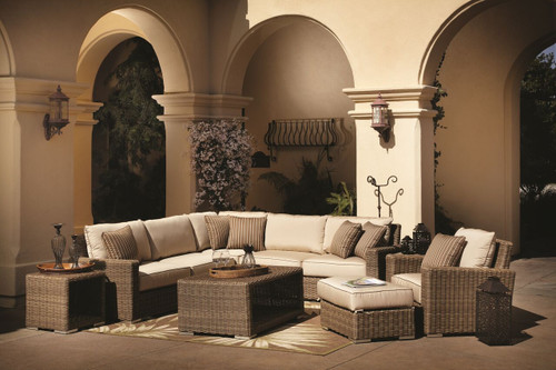 Sunset West - Coronado Sectional Sofa