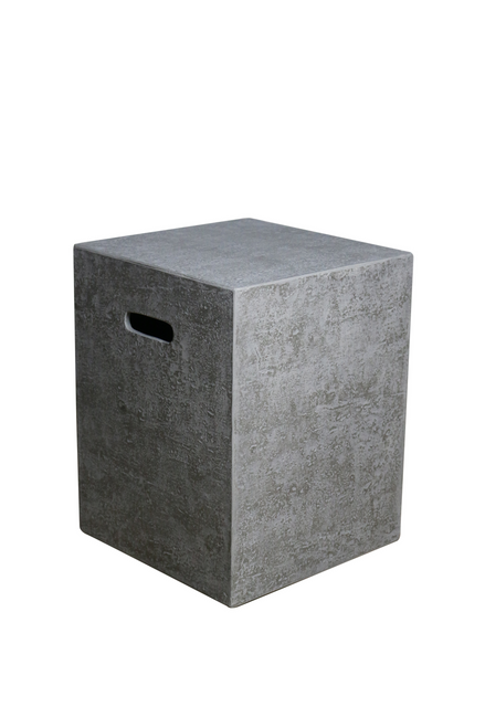 Gravelstone Tank Cover End Table (sold separately)