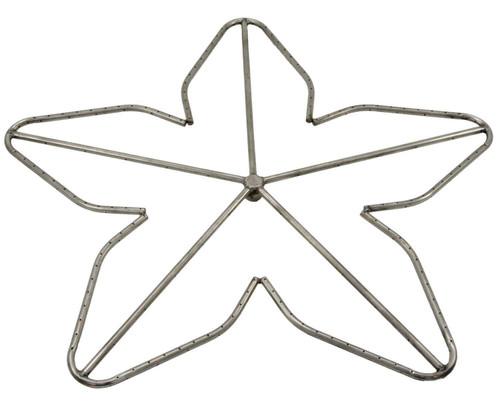 "48"" Penta Burner made from 304 Stainless Steel"