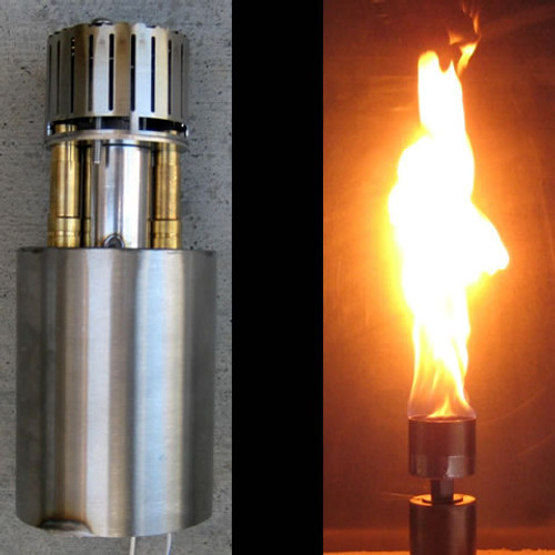 Fire by Design Vulcan Tiki Torch-All Weather Electronic Ignition System