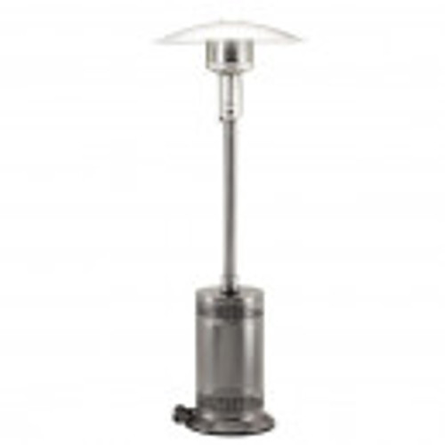 Patio Comfort PC02J Jet Silver LP patio heater with push button ignition