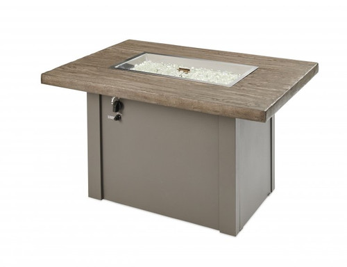 Driftwood Havenwood Fire Pit Table