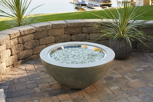 "Outdoor Greatroom - Cove 30"" Fire Bowl"