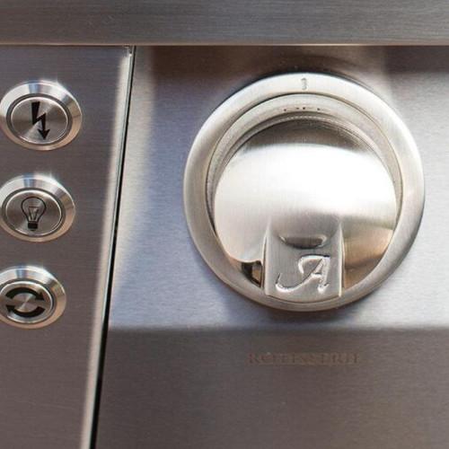 """Alfresco - 42"""" ALXE Luxury Grill - Freestanding"""