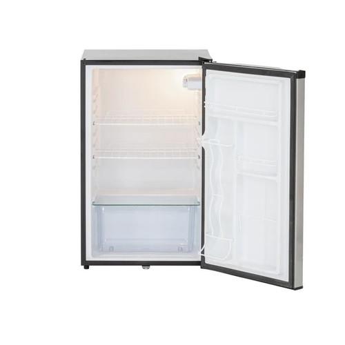 "Summerset 21"" 4.5 Compact Refrigerator w/ Left to Right Door Opening"