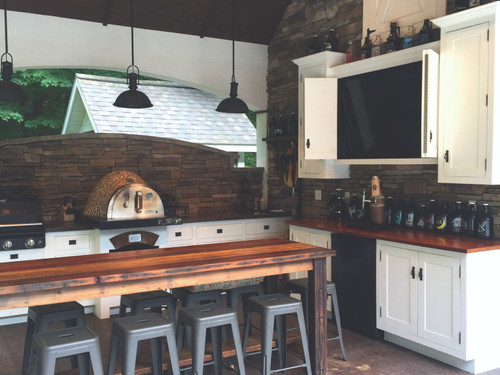 Hearth Products Controls - Villa Series Built-In Pizza Ovens - Multiple Options