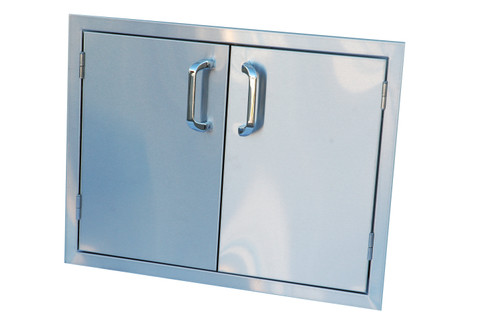 """Outdoor Greatroom -   32"""" Double Access Door"""