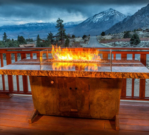 Cooke Grandview Fire Pit Table