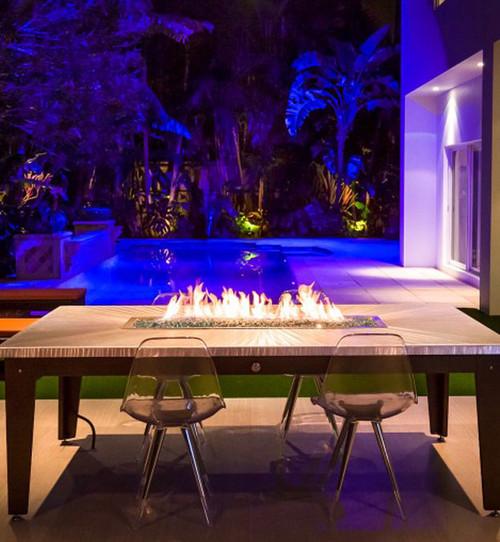 Laguna Fire Pit Table