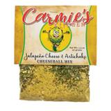Carmie's Jalapeno Cheese & Artichoke Cheeseball Mix