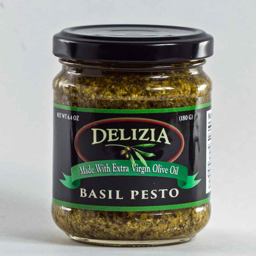 Buy Delizia Basil Pesto from Squizito Tasting Room