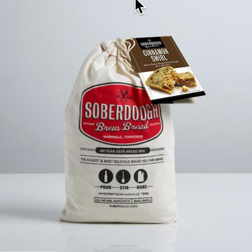 Buy Cinnamon Swirl Soberdough Beer Bread Squizito Tasting Room