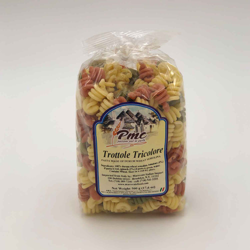 Buy Trottole Tricolor Pasta from Squizito Tasting Room