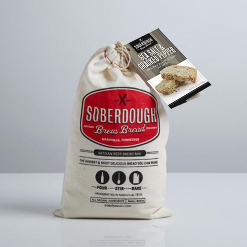 Buy Sea Salt & Cracked Pepper Soberdough Squizito Tasting Room