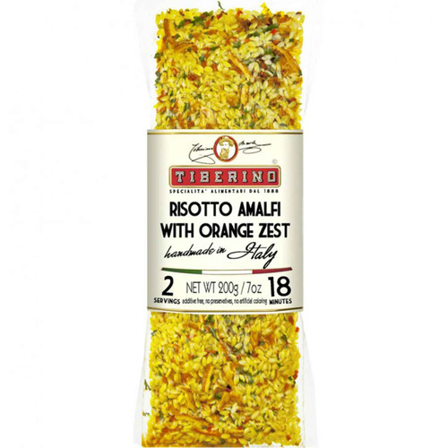 Buy Tiberino Risotto Amalfi with Orange Zest One Pot Meal at Squizito Tasting Room