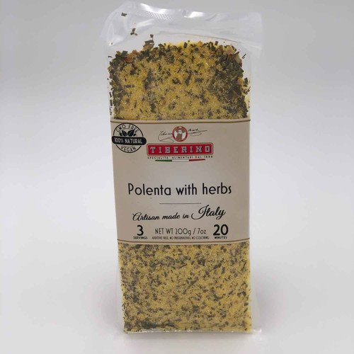 Buy Tiberino Polenta with Herbs One Pot Meal at Squizito Tasting Room