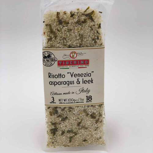 Buy Tiberino Venezia Asparagus & Leek One Pot Meal at Squizito Tasting Room