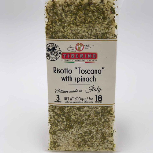 Buy Tiberino Risotto with Spinach One Pot Meal at Squizito Tasting Room